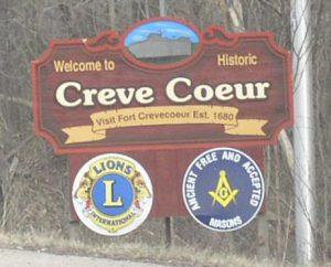 Creve Coeur Illinois Portable Restroom Rental